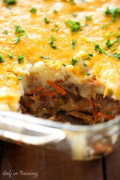 Shepherd's Pie.. This recipe is full of incredible flavor! With layers of roast, gravy and mashed potatoes, it is a classic dinner menu rolled up into one unforgettably delicious meal! Shepherd's Pie is such a classic dinner recipe. I grew up on it and LOVE it with all my heart. With layers of roast, mashed …