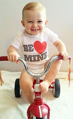 be mine valentines day baby outfit boy by livandcompanyshop - Valentines Day Outfit Baby Boy