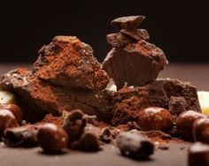 Raw Chocolate Truffles 3 Ways. check out my recipes @Women's Health Magazine