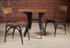 Industrial Table Set By SK ARTS >Buy From Us Link in Bio <>Manufacturing & exporting to stores globally< #interiordesign #homedecor #reclaimedfurniture #furnituredesign #mobilia #mueble #Möbel #decoracaodeinteriores #hamburg #berlin #frankfurt #paris #london #munich #marseille #dubai #abudhabi #newyork #miami #industrialdecor #industrialfurniture #vintagefurniture #furniturestore #wholesalefurniture #furniturewholesale #sydney