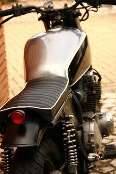 Lab 8 – Suzuki GS1000 Scrambler by Lab Motorcycle | Straightspeed
