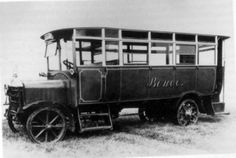 bus1905....to run between Valletta and St. Andrew because Malta was a military and naval base and transport was essential.