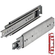 Hettich 03320 016 44 16 In 500 Lb Full Extension Heavy Duty Slide Heavy Duty Drawer Slides Drawer Slides Heavy Duty