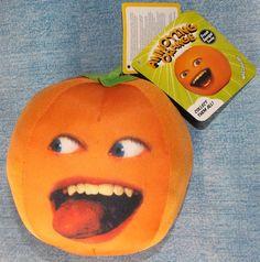 "Annoying Orange 5"" Talking Plush Soft Toy"