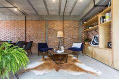 Casa Estudio by Intersticial Arquitectura