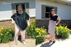 Refashion Runway Competition: Week Four - Summer Dress | Diary of a MadMama