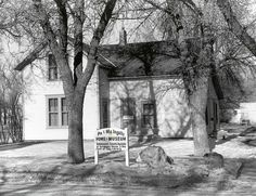 Last earthly home of Caroline and Charles Ingalls. De Smet, South Dakota