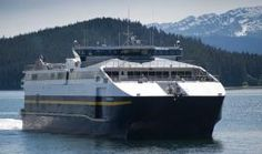 The Alaska State Marine Highway Ferry Fairweather pulls up to the Auke Bay Terminal in June 2014. The Fairweather - one of the state's newest ferries - is among four that the marine highway proposes laying up next summer.  Michael Penn | Juneau Empire File