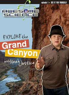 Join host Noah Justice as he explores the 40 layers of the Grand Canyon. In this first episode of the Awesome Science DVD series, Noah's adventure educates children, teens, and adults about how earth science actually supports the Biblical record. Glen Canyon Dam, Virtual Field Trips, Instant Video, Earth Science, Thirty One, History Books, Found Out, Geography, Curriculum