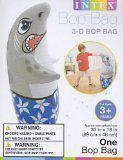 Intex 3-D Bop Bag Blow Up Inflatable SHARK