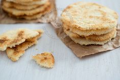 Casabe Recipe (Cassava Bread): very rich in fiber, no cholesterol, no sodium, no fat, and only a moderate carbohydrate content. Try this ancient wonder food