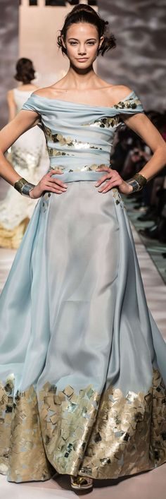 Georges Hobeika Spring Summer 2015 Haute Couture Collection