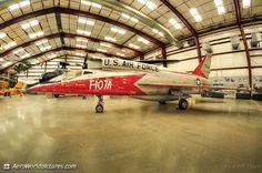 CHR 9129NORTH AMERICAN F-107A55-5118
