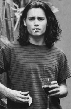 I'd also be completely happy to consider young Johnny Depp for the role of Beau Wilkes. IF HE WAS UP TO THE TASK.