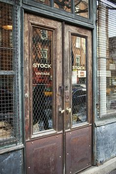 lock stock and barrel - shop doors