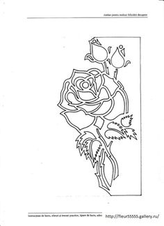 Rose, for Kirigami use Kirigami Patterns, Kirigami Templates, Stencils, Tree Stencil, Inkscape Tutorials, Silhouettes, Bull Tattoos, Silhouette Clip Art, Silhouette Studio