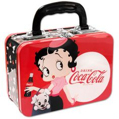 CocaCola lunch box