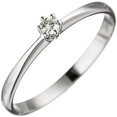 Dreambase Damen-Ring W SI wesselton 14 Karat (585) Weißgo... https://www.amazon.de/dp/B01HHGCLN8/?m=A37R2BYHN7XPNV