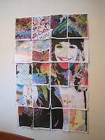 collaborative photo mosaic