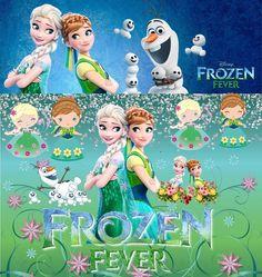 scrappapier frozen fever - Google zoeken