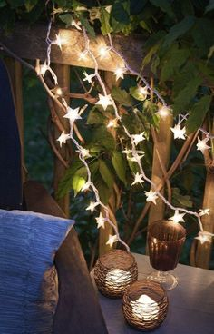 Summer Entertaining: 10 String Light DIYs