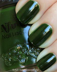 nfu-oh-568-swatch-green-jelly-nail-polish