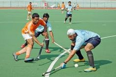 The 4th Hockey India Senior Men National Championship 2014 (Division B) today, saw teams of Pool C and D giving a tough fight to each other in their last league matches played at the Major Dhyan Chand Hockey Stadium in Lucknow today.