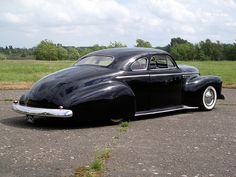 MightySam 1941 Buick from Belgium , I build it 12 yrs ago !! still love the chop…