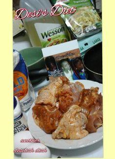 Desi's Diet  #desisdiet #desiliciouscrispychicken  #dcc #givethanks #thanksagaingod