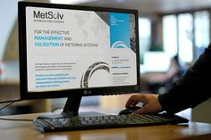 One of our latest projects to go live - MetSolv! #metering #specialists #oil #gas #mining #digital #websites #validation #design #ifactory #bne #westend #webdesign #technology