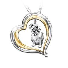 dachshund stuff | Loyal Companion Dog Lover Dachshund Pendant Necklace Gift Idea ...