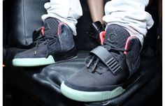 "Nike Air Yeezy 2 ""Solar Red"""