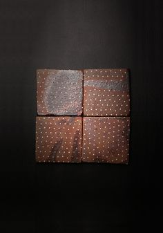 PUNTO | Noe Suro Ceramic tiles by davidpompa | mexican design tiles | puntos | dots | pattern | red clay