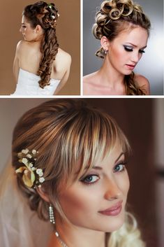 Great Wedding Hairstyle Catalogue. Still Browsing For The Perfect Hair Style For Your Marriage Ceremony? Get Inspired By All Elegant Styles That Will Leave Almost Any Woman Tressed To Impress !