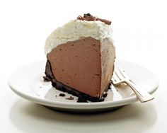 BEST Chocolate cream pie - perfect. And you can use a different crust.