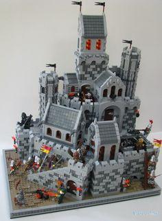 Simple castle design