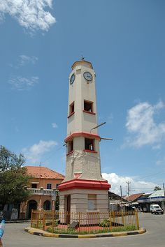 Trincomalee clock tower