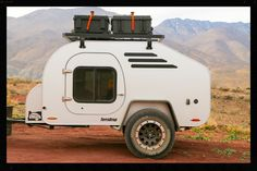 TerraDrop: Off Road Capable, Overland -inspired Teardrop Trailer. Built for Adventure! - Oregon Trail'R - Teardrop Trailers and Accessories