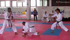Video: Karate, el deporte de las 'manos vacías' durante los Juegos Mundiales en #CaliMundial http://www.elpais.com.co/elpais/juegos-mundiales-world-games-cali/videos/karate-deporte-manos-vacias-juegos-mundiales-cali-2013