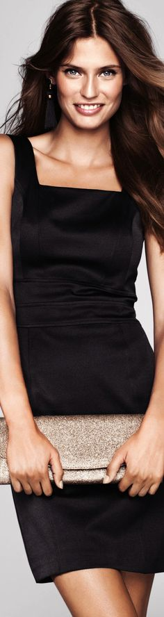 Bianca Balti......gorgeous girl in lovely LBD