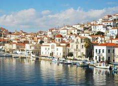 Places to Stay on the Greek Island of Poros #poros #saronicislands