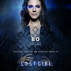 Anna Silk- Lost Girl