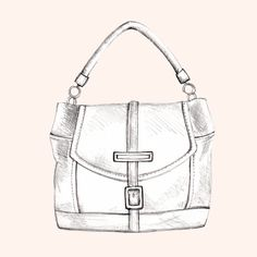 handbag illustration - Google Search