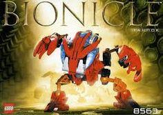 bionicle 2001 bohrok - Google Search