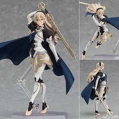 AmiAmi [Character & Hobby Shop] | figma - Fire Emblem Fates: Corrin (Female)(Pre-order)