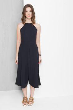 macacão pantacourt | Dress to