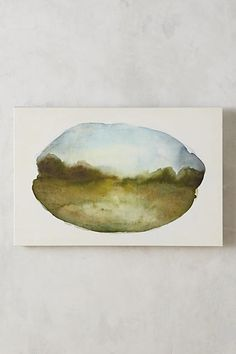 Scenic Droplet Wall Art - anthropologie.com