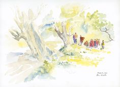 African Field Sketches by Alison NichollsA donation will be made towards African conservation from every sale. 20
