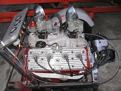 136 ci Ford Flathead engine