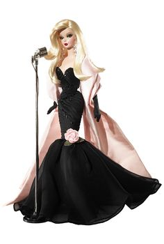 Stunning in the Spotlight™ Barbie® Doll | Barbie Collector *Silkstone Designed by: Robert Best Release Date: 10/7/2009